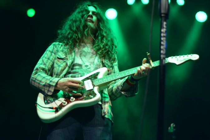 Kurt Vile and the Violators - Photo by Samantha Mae Sweeney for Rock On Philly - Fillmore Philadelphia, December 31, 2016