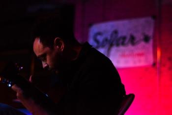 Ess See by Samantha Mae Sweeney for Sofar Sounds Philadelphia - Warehouse On Watts, Philadelphia, PA