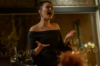 Giselle by Samantha Mae Sweeney for Sofar Sounds Philadelphia, Nic Grooming Barbershop - Philadelphia, PA