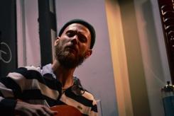 Mark Evich by Samantha Mae Sweeney for Sofar Sounds Philadelphia, Nic Grooming Barbershop - Philadelphia, PA